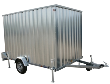 Matriale container