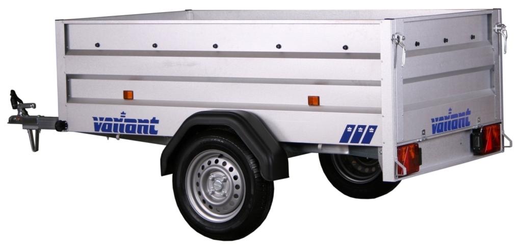 Billig trailer 500 kg